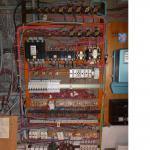 Tableau de répartition Electrique